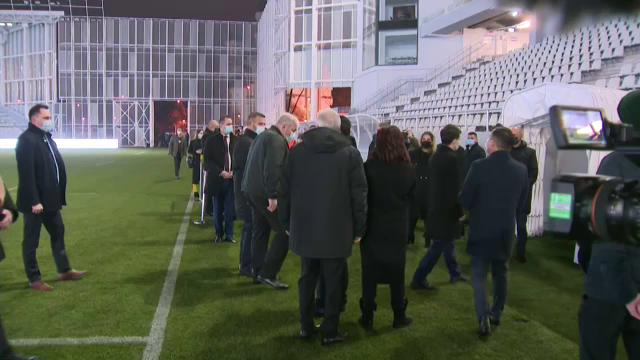 Inca un stadion e GATA pentru Euro! A fost deschis si 'Arcul de Triumf': FCSB se poate muta in 2021!
