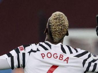 Pogba va avea propriul sau film! Starul lui United a semnat un contract cu cea mai mare companie din America
