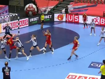 Meci bun al nationalei Romaniei impotriva Norvegiei! 'Tricolorele' au cedat pe final in cel mai bun meci de la Euro! Aici ce s-a intamplat in Romania 20-28 Norvegia