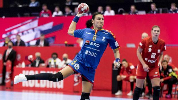 """Cristina Neagu este DE PE ALTA PLANETA! Ce borna istorica a atins """"Messi"""" din handbal in meciul cu Norvegia"""