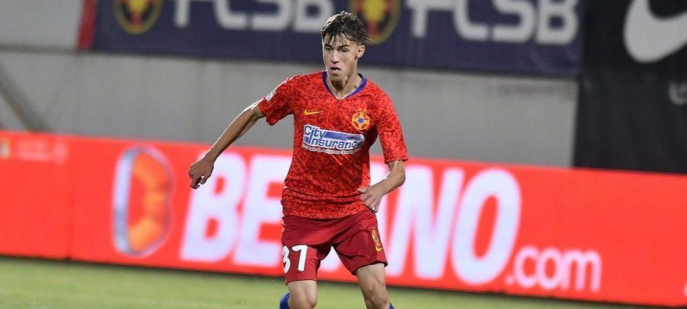 100 de milioane de euro pentru PUSTIUL MINUNE al lui Gigi Becali! Clauza NEBUNA din contractul lui Octavian Popescu! Cat castiga mijlocasul la FCSB