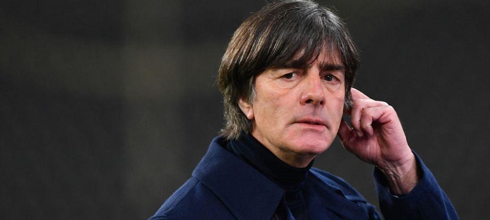 """""""E o grupa interesanta!"""" Ce a spus Joachim Low despre Romania dupa tragerea la sorti a grupelor din preliminariile Mondialului din 2022"""