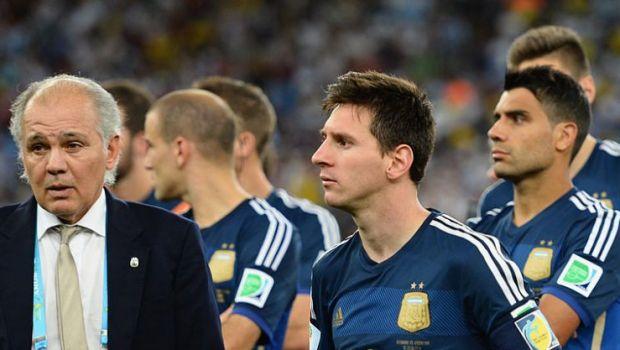 Alejandro Sabella, antrenorul care a dus-o pe Argentina in finala CM din 2014 a murit la 66 de ani