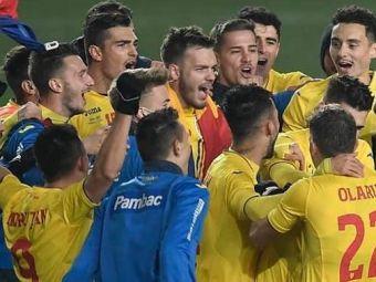 """Fotbalistii Romaniei U21, cu gandul la revansa cu Germania! """"Tricolorii mici"""" vor sa depaseasca performanta din 2019! """"E motivatia noastra principala!"""""""