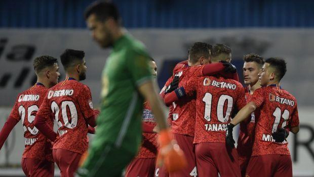 Probleme MARI pentru FCSB inainte de derby-ul cu CFR Cluj! Inca un jucator s-a RUPT iar Petrea este obligat sa improvizeze