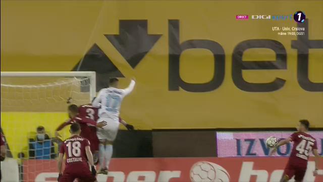 E DEFINITIA HENTULUI! Ce spun REGULILE internationale despre faza la care FCSB a cerut penalty in minutul 2! Totul s-a petrecut sub ochii lui Kovacs