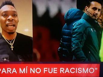 """Webo nu e aparat nici macar prietenii sai! Reactie neasteptata a lui Kameni, fostul portar de la Espanyol si Malaga: """"Pentru mine, ce a facut Coltescu nu e rasism!"""""""