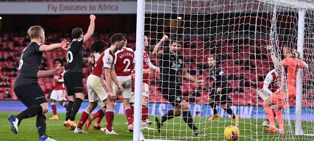 DRAMA pentru Arsenal: a ajuns pe locul 15 si TREMURA pentru retrogradare! Aubameyang si-a dat autogol. Fulham 1-1 Liverpool, Palace a tinut-o de GAT pe Tottehnahm: 1-1