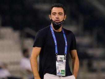 """Xavi a creat un """"monstru"""" in Qatar! Faza reusita de jucatorii antrenorului catalan care aminteste de Barcelona lui Guardiola"""