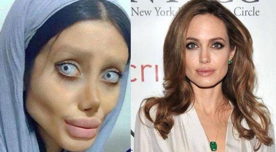 """I se spune """"ZOMBIE Angelina Jolie"""" si va sta 10 ani dupa gratii! Pentru ce a fost condamnata tanara care s-a AUTOMUTILAT"""