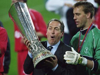 Doliu in fotbalul mondial! Gerard Houllier, fost antrenor la Liverpool si Lyon, a murit dupa o operatie la inima!
