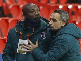 """""""UEFA si FIFA lanseaza campanii, dar nu actioneaza!"""" Pierre Webo, o noua reactie dupa scandalul cu Sebastian Coltescu! Ce il nemultumeste pe antrenorul camerunez"""