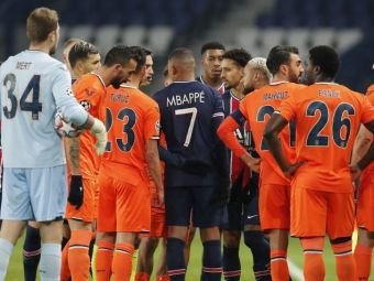 """""""In ziua de 8 decembrie s-a marcat o etapa importanta!"""" PSG - Basaksehir, impact ISTORIC! Anunt de ultima ora dupa scandalul din Champions League"""