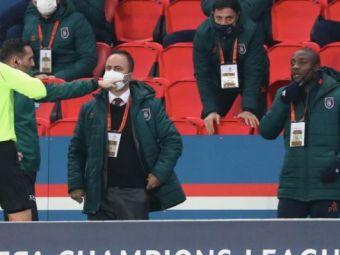 Decizia de a nu mai intra pe teren NU le-a apartinut jucatorilor de la Basaksehir! Ce s-a intamplat in vestiar si cum au influentat totul Neymar si Mbappe