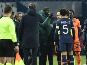 """Avertisment DUR pentru Coltescu! """"UEFA va incerca sa dea un exemplu!"""" Care a fost principala greseala facuta in timpul scandalului de la Paris"""