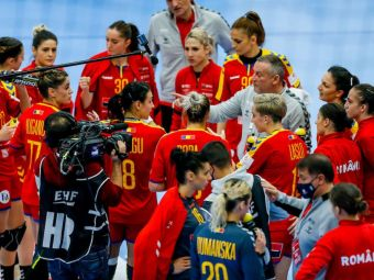 """OPINIE   Gabriel Chirea, dupa Europeanul de handbal feminin: """"Nationala a jucat slab, dar declaratiile de dupa turneu au fost penibile"""""""