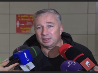 """Petrescu a vorbit despre nationala la plecarea din tara! Ce spune despre sansele Romaniei in preliminariile Mondialului """"Nu cred ca mai are forta sa ne bata inca o data!"""""""
