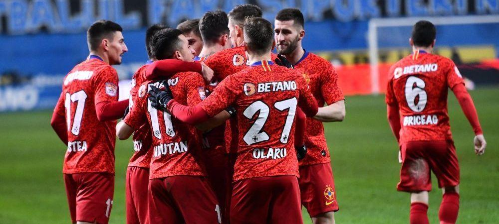 De la amicale, direct la antrenament! :) FCSB, lider in Liga 1 dupa ce a DISTRUS-O pe Craiova! Dubla pentru Man, care ajunge la 12 goluri in campionat! Aici ai fazele din Craiova 0-2 FCSB