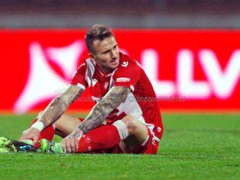 """Se pulverizeaza lotul lui Dinamo? Aproape toti titularii """"cainilor"""" sunt pe picior de plecare"""