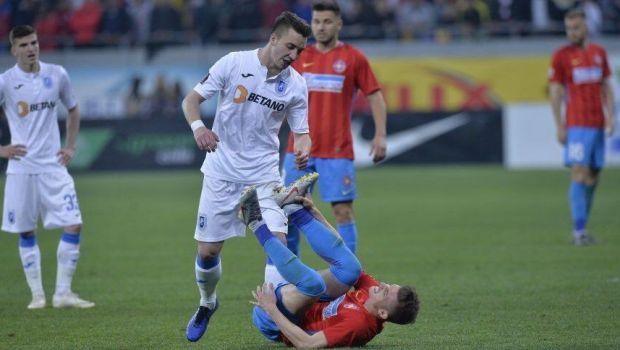 SCANDAL URIAS la Craiova inaintea meciului cu FCSB! Mateiu a fost exclus din lot de Papura! Ce s-a intamplat intre cei doi