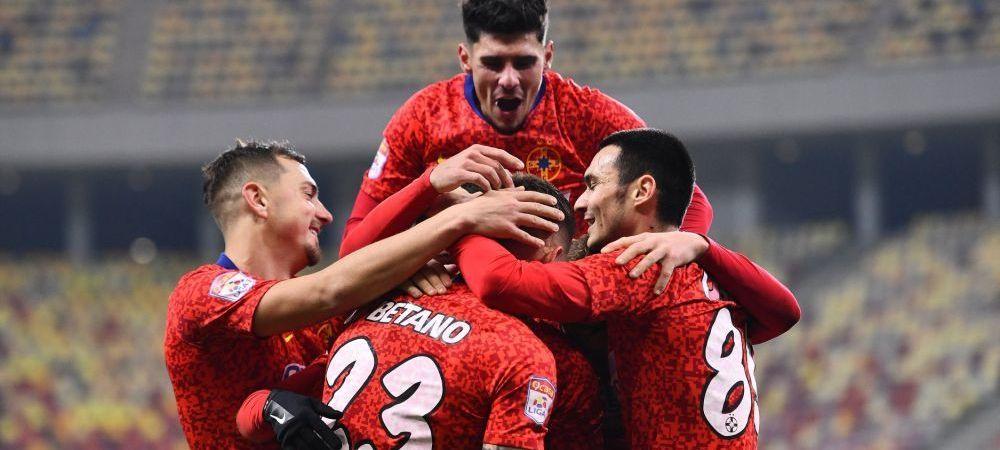 OblemenKO! FCSB i-a SPART pe olteni cu doua goluri de MILIOANE! ARTA pe bani multi: motivul pentru care Becali viseaza iar la ZECI de MILIOANE