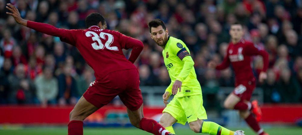 O URASTE pe Liverpool?! Messi nu a votat pe NIMENI de la campioana Angliei la premiile The Best: fara Klopp, Salah sau Mane! Pe cine a votat