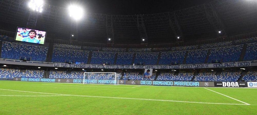 Dupa stadionul din Napoli, o alta arena va purta numele 'Diego Armando Maradona'! Despre ce stadion de legenda din Argentina este vorba