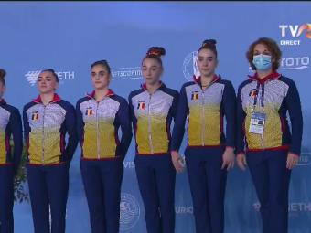 Romania, din nou pe PODIUM la Campionatul European de gimnastica! Prima medalie dupa 6 ani