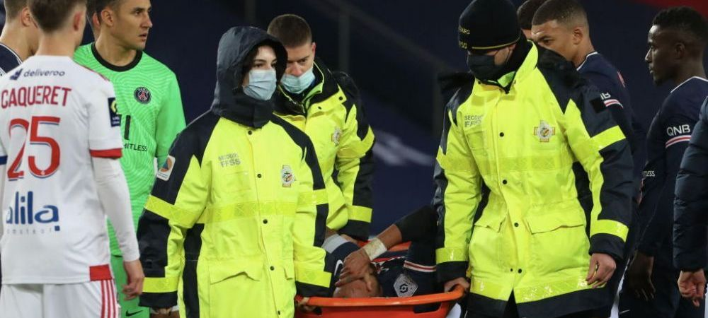 Vestile pe care Neymar nu voia sa le auda! Accidentarea sa este mai grava de cat se credea initial! Cand va reveni pe teren vedeta lui PSG
