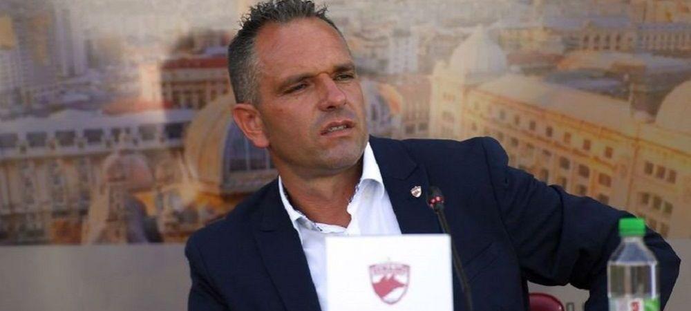 """Pablo Cortacero, facut PRAF in presa din Spania dupa situatia dramatica in care a adus Dinamo: """"Venirea lui a reprezentat inceputul sfarsitului!"""" Cum privesc spaniolii ce se intampla la clubul alb-rosu"""