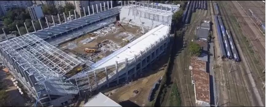 Varianta incredibila pentru inaugurare a noului stadion din Giulesti! Oficialii echipei vor sa organizeze un meci Rapid - Ferencvaros! Motivul din spatele acestei tentative