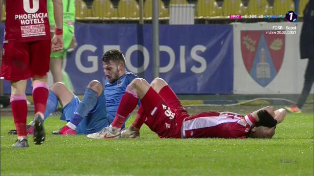 Un punct de sarbatori pentru Dinamo! :) 'Cainii' au condus doar 10 minute in meciul cu Clinceni si incheie anul pe loc de playout! Aici vezi ce s-a intamplat in Clinceni 1-1 Dinamo