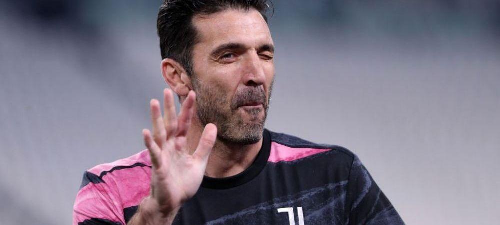 """Cand se va retrage Buffon?! """"Poate spun stop"""" Meciul care inca il bantuie pe portarul lui Juventus"""
