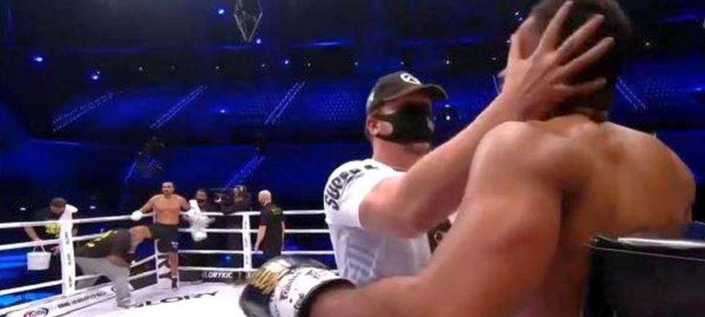 SECRETUL din spatele victoriei istorice a lui Benny! Cum a reusit antrenorul lui sa-l 'trezeasca' pentru a-l face KO pe Badr Hari