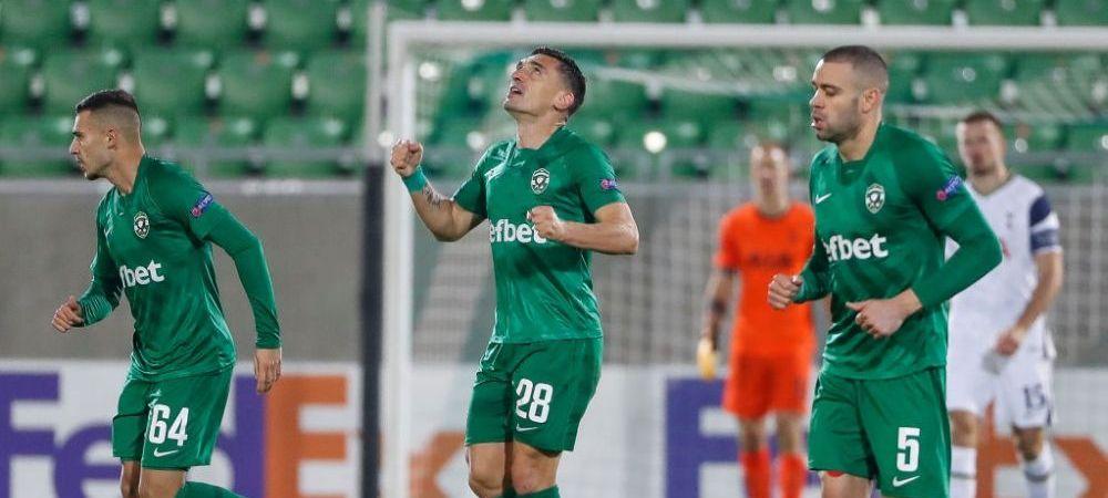 El si iarna e pe val! :)Gol si assist pentru Keseru in ultimul meci din 2020! Echipa romanului este lider in Bulgaria