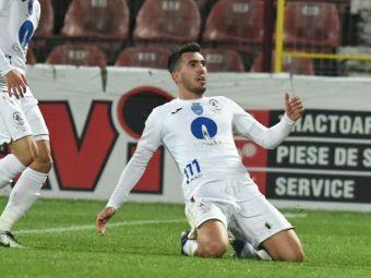A inscris unul dintre EURO-GOLURILE sezonului in Liga 1, iar acum vrea sa plece LIBER DE CONTRACT! Fotbalistul pentru care FCSB si CFR Cluj se lupta