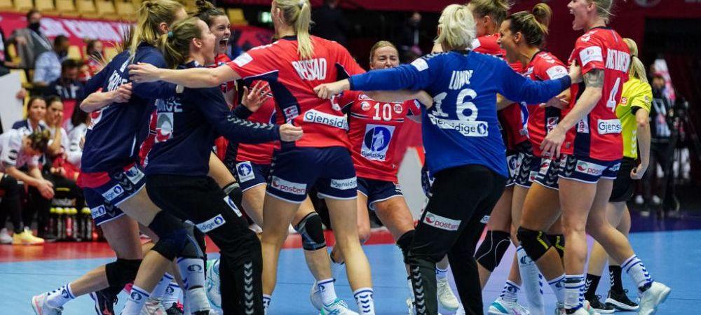 Norvegia, REGINA EUROPEI dupa o FINALA NEBUNA cu Franta! Al optulea trofeu din istorie pentru scandinave