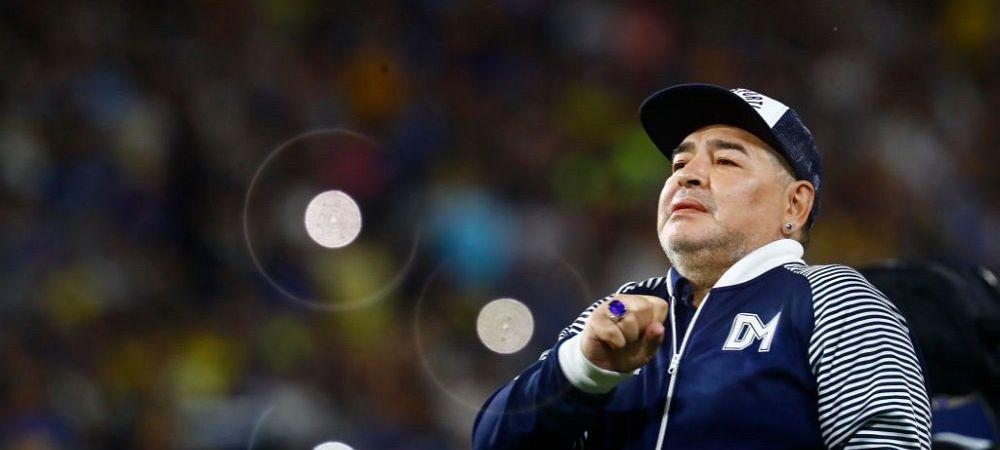 Ultima DORINTA a lui Maradona, exprimata intr-o scrisoare! Trupul lui D10S ar putea fi deshumat si EXPUS intr-un muzeu! Detalii de ULTIMA ORA