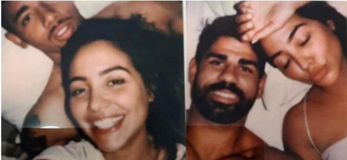 Descoperire incredibila! Pozele unor fotbalisti, aflati in pat cu aceeasi femeie, au fost gasite intamplator intr-o Biblie! Cum a fost posibil acest lucru