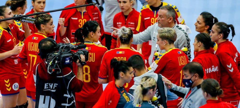 Am terminat in genunchi Europeanul de handbal, dar nationala feminina isi poate lua revansa in primavara