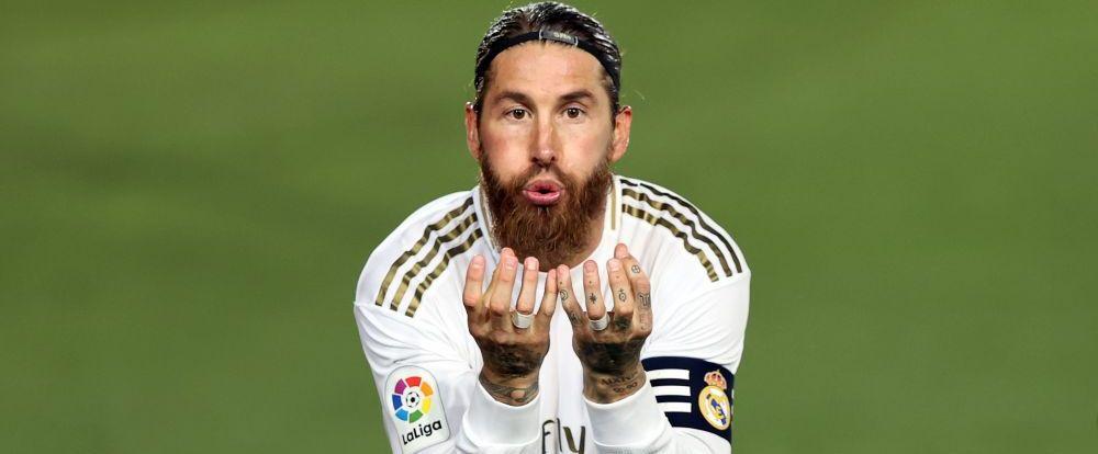 Zidane a dat cartile pe fata si a vorbit despre viitorul lui Ramos la Madrid! Ce se intampla cu fundasul spaniol