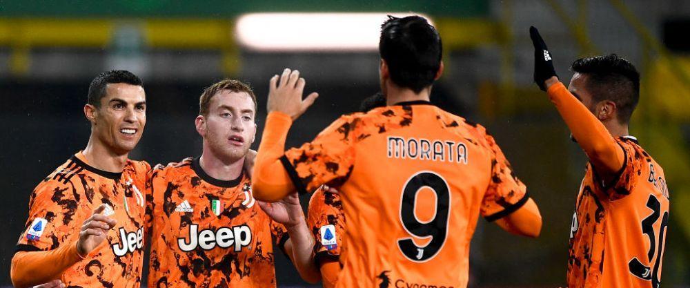 Pirlo si-a facut lista de cumparaturi pentru mercato-ul din iarna! Doi atacanti sunt doriti langa Ronaldo si Morata