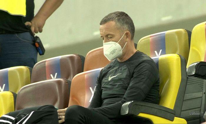 """Mihai Stoica, suparat din nou pe arbitraj dupa meciul cu Sepsi: """"Am primit din nou mesaje!"""" Ce l-a nemultumit cel mai tare si ce mesaj le-a transmis rivalilor din Liga 1"""