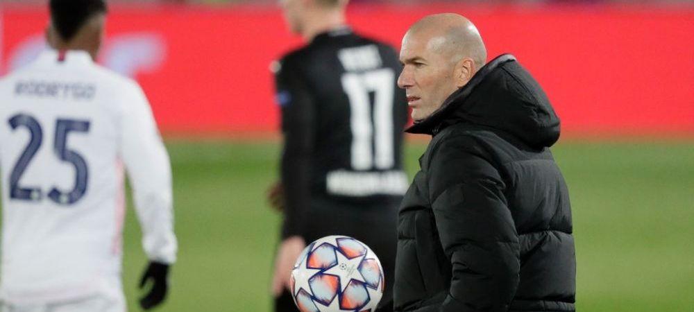 CONFLICT intre Barcelona si Real Madrid! A avut loc un schimb de replici intre Zidane si Koeman! De la ce a pornit totul