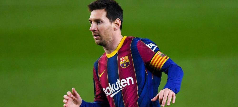 """Messi le raspunde CRITCILOR si dezvaluie care sunt OBIECTIVELE Barcelonei in acest sezon: """"Incercam sa castigam totul!"""""""