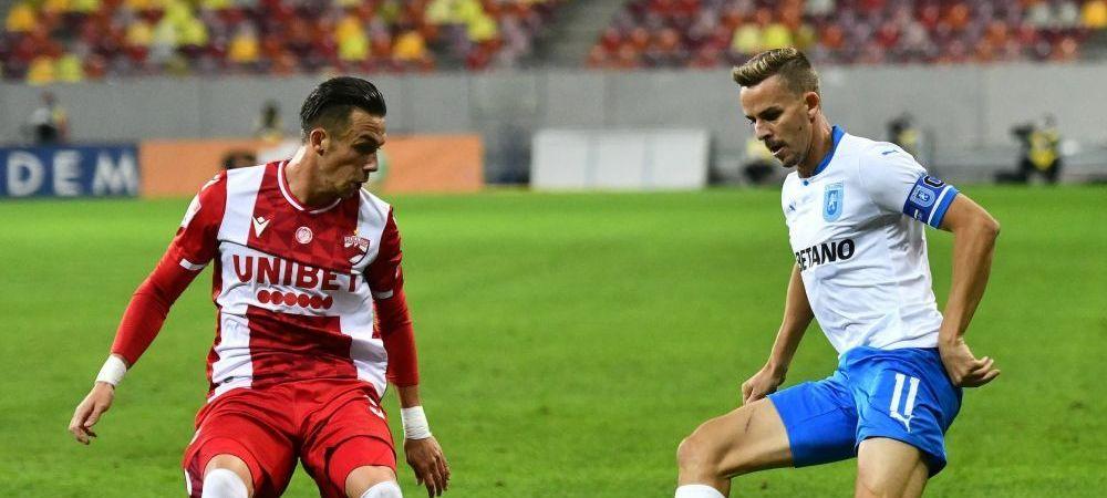 """Nu s-a stiut nimic pana acum! Craiova a facut oferta OFICIALA pentru un jucator de la Dinamo: """"Asta mi-au zis spaniolii!"""""""