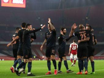 Manchester City DEFILEAZA in Cupa Ligii! A zdrobit-o pe Arsenal care e in CADERE LIBERA in Anglia