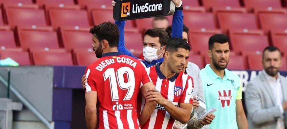 Diego Costa pleaca de la Atletico Madrid! Mesajul clar pe care i l-a transmis lui Simeone