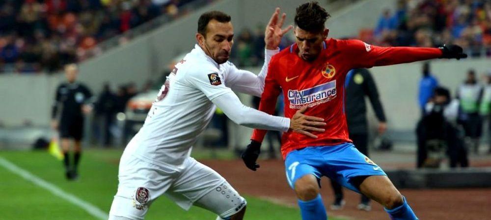 Idolul lui e Romario si a fost atacant la inceputul carierei! Vinicius dezvaluie reteta celor trei titluri cucerite la CFR Cluj! Ce spune de Gigi Becali si de interesul FCSB-ului