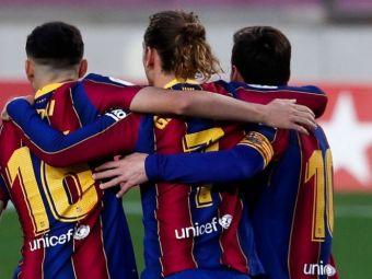 Messi si-a gasit pereche! Cine este fotbalistul cu care starul argentinian de pe Camp Nou comunica PERFECT in teren! Cuplul de VIS a fost ideea lui Koeman